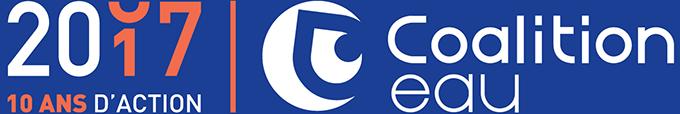 Coalition Eau — 2017, 10 ans d'action