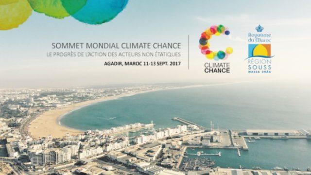 Le deuxième Sommet Climate Chance s'est tenu à Agadir: retour sur trois jours de rencontres entre acteurs non-étatiques sur le climat