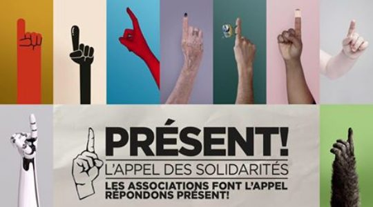 La Coalition Eau et 80 associations françaises lancent un«Appel des Solidarités»