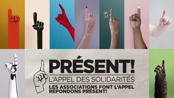 """La Coalition Eau et 80 associations françaises lancent un """"Appel des Solidarités"""""""