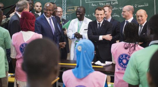 Pour une coopération ambitieuse, cohérente et démultipliéeen faveur du développement!