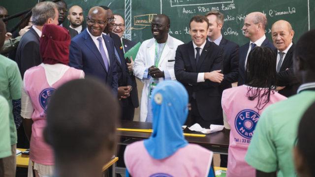 Hausse de l'aide française au développement, Emmanuel Macron doit transformer l'essai