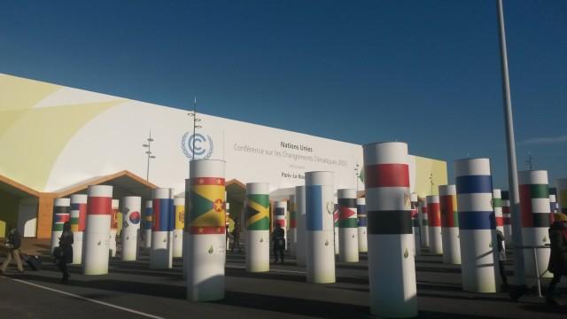 Suivez les actualités de la COP21!