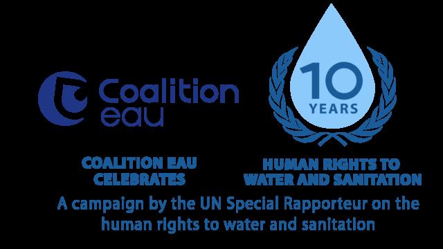 Célébrons les 10 ans du droit à l'eau et à l'assainissement