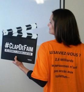 #ClapDeFaim