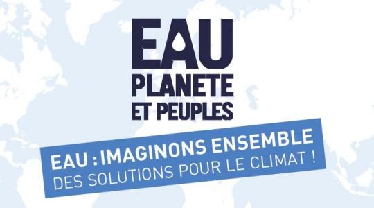 La mobilisation d'Eau Planète et Peuples