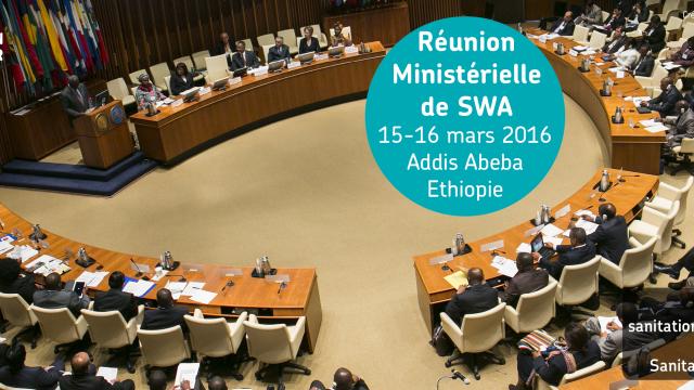 La réunion ministérielle a lieu les 15-16 mars en Ethiopie
