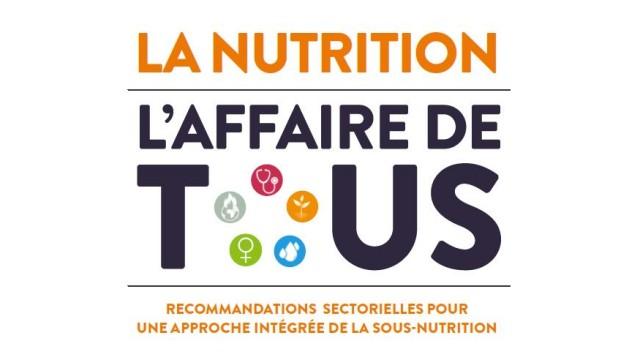 La nutrition, l'affaire de tous!