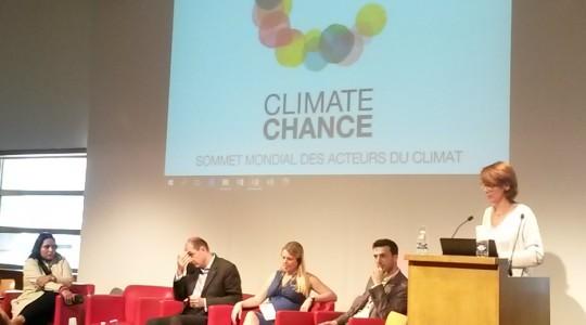 Le Sommet Climate Chance adopte la Déclaration de Nantes