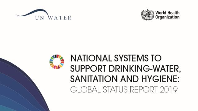 UN-Water publie son nouveau rapport d'analyse et d'évaluation mondiales sur l'assainissement et l'eau potable