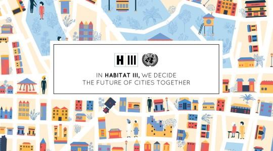 L'eau à la 3ème conférence des Nations Unies sur le logement et le développement urbain durable
