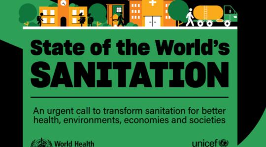 L'ONU publie un rapport sur la situation de l'assainissement dans le monde et appelle les Etats à prendre des mesures plus importantes