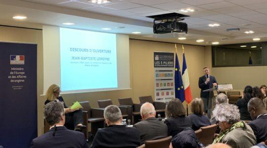 Quelles ambitions pour la nouvelle stratégie internationale de la France pour l'eau et l'assainissement?
