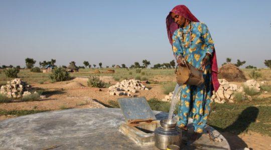 Droits des femmes et droits à l'eau et à l'assainissement