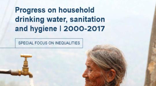 L'ONU publie les nouvelles statistiques mondiales sur l'accès à domicile des populations, à l'eau potable, à l'assainissement et à l'hygiène