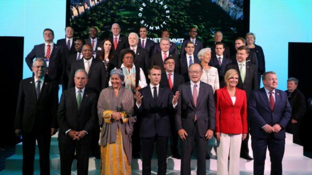 Le One Planet Summit de suivi des engagements, à New-York