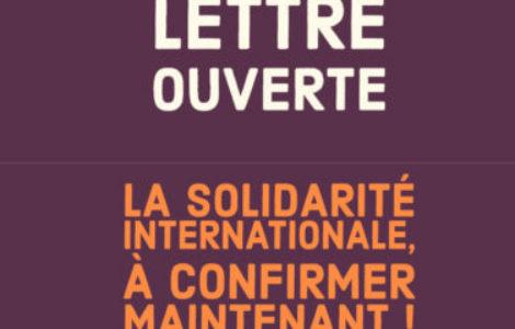 La solidarité internationale, l'autre priorité des Françaises et des Français