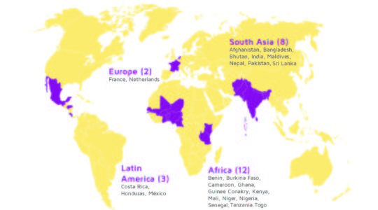 Lancement du rapport: Etude mondiale des mécanismes nationaux de redevabilité pour l'ODD 6