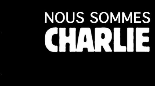 Solidarité avec Charlie Hebdo