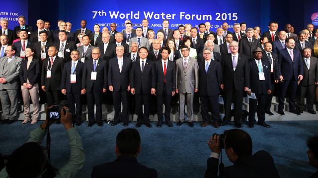 Le Forum Mondial de l'Eau a adopté sa déclaration ministérielle: pour quel effet?