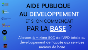 APD : et si on commençait par la base?