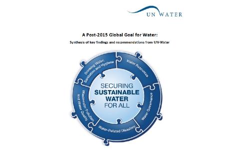 UN-Water publie ses recommandations pour un Objectif Eau post-2015