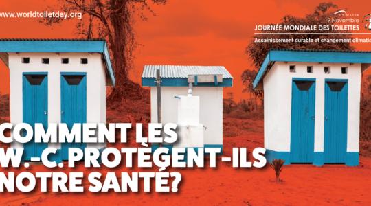 Un accès encore insuffisant à l'assainissement durable, en France et dans le monde